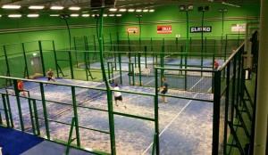 Halmstad Padel förening | Spela padel i Söndrumshallen